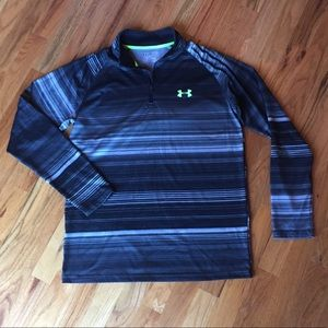 Under Armour 1/4 Zip Pullover - Size Small